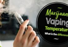 Best temperature for Vaping